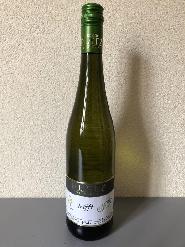 Weintrifft Spargel