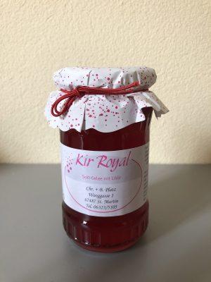 Kir Royal Sektgelee