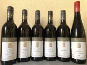 Probepaket Rotweine